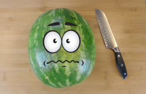 How To Cut A Watermelon For a Party