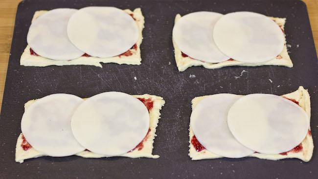 Easy Monte Cristo Roll-Up Recipe